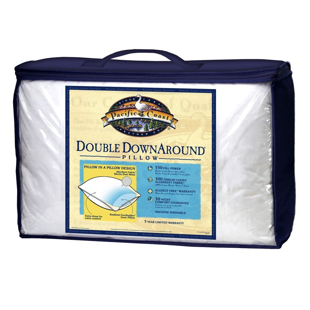 Pacific Coast Double Down Around Pillow Review The